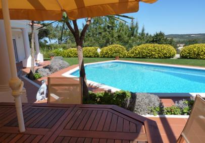 Silver coast villa with pool at Praia del ray | Villa des Dunes