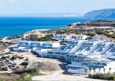 holiday rentals portugal | Praia D'El Rey 2 bed Beachfront apartment