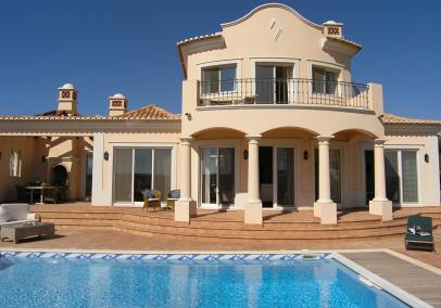 Silver Coast Villas with pool | Martinhal 3 bed Elite Villa