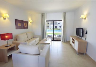 Portugal accommodation | Sagres Time 1 bed Superior Apt (for 4)