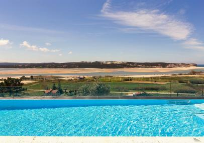 Portugal villas with private pools - Silver Coast | A Lagoa Villa with luxury pool