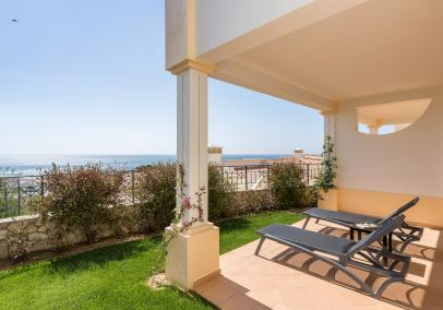 portugal villas to rent | Salema Beach Village - 2 bed Seaview townhouse