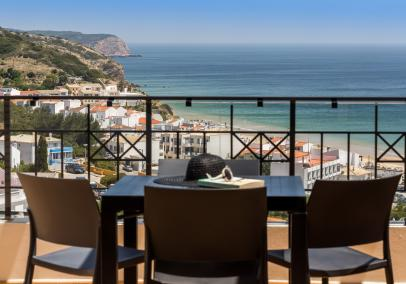 holiday rentals portugal | Salema Beach Village - 3 bed Seaview townhouse