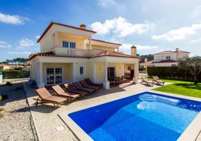 West Coast Portugal Villas with pool | Praia Del Rey
