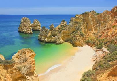 Lagos Portugal beaches
